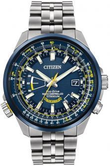 Hodinky Citizen CB0147-59L Blue Angels Radiocontrolled