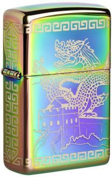 Zapaľovač Zippo Great Wall of China 49045