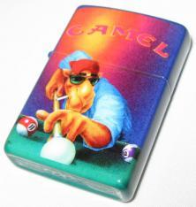 Zapaľovač Zippo Camel Joe Pool Player 1993
