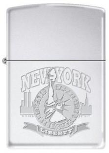 Zapaľovač Zippo New York Statue Of Liberty 6277