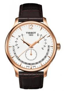 Hodinky Tissot Tradition Perpetual Calendar T063.637.36.037.00