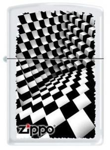 Zapaľovač Zippo Dimension - Black and White 6316