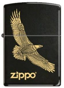 Zapaľovač Zippo Eagle Flying 26320 Licorice