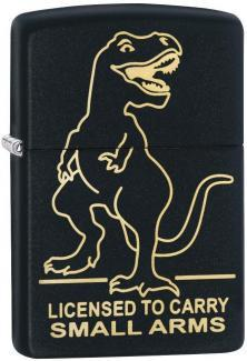 Zapaľovač Zippo Licensed to Carry Small Arms 29629