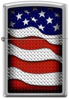 Zapaľovač Zippo Military Background 0598
