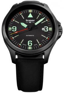 Hodinky Traser P67 Officer Pro Automatic Black 108075