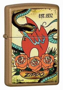 Zapaľovač Zippo Tattoo - The Traditions Collection 24043