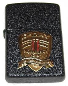 Zapaľovač Zippo D-Day Normandy 50 Years 1994