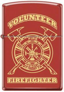Zapaľovač Zippo Volunteer Firefighters 0796