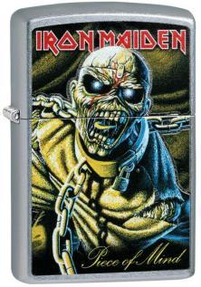 Zapaľovač Zippo Iron Maiden Piece of Mind 29876