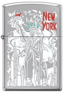 Zapaľovač Zippo New York Statue Of Liberty 5695