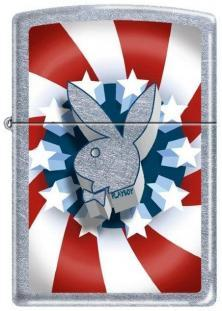 Zapaľovač Zippo Playboy Stars and Stripes 9524
