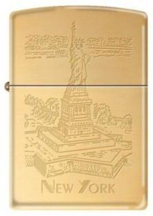 Zapaľovač Zippo New York Statue Of Liberty 6526