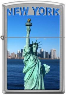 Zapaľovač Zippo Statue of Liberty New York 8934