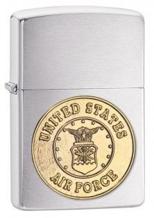 Zapaľovač Zippo United States Air Force 208AFC