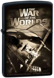 Zapaľovač Zippo The War of the Worlds 9199
