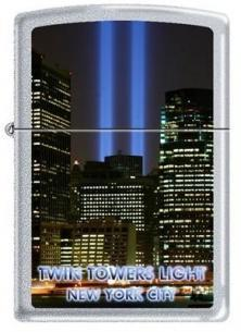 Zapaľovač Zippo WTC Twin Towers - Lights 1060