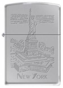 Zapaľovač Zippo New York Statue Of Liberty 6525