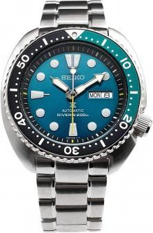 Hodinky Seiko SRPB01K1 Prospex Sea Green Turtle Limited Edition