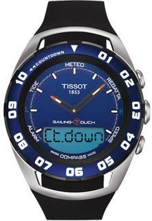 Hodinky Tissot Sailing Touch T056.420.27.041.00
