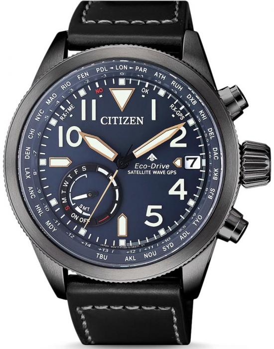 Hodinky Citizen CC3067-11L Satellite Wave GPS