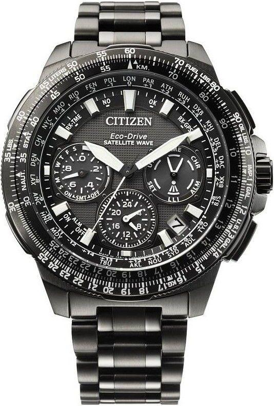 Citizen Promaster Sky CC9025-51E Satellite Wave