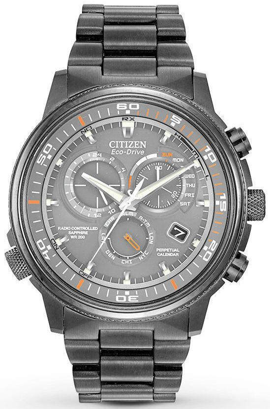 Hodinky Citizen AT4117-56H Nighthawk Radiocontrolled