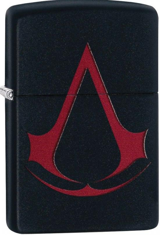 Zapaľovač Zippo Assassins Creed 29601