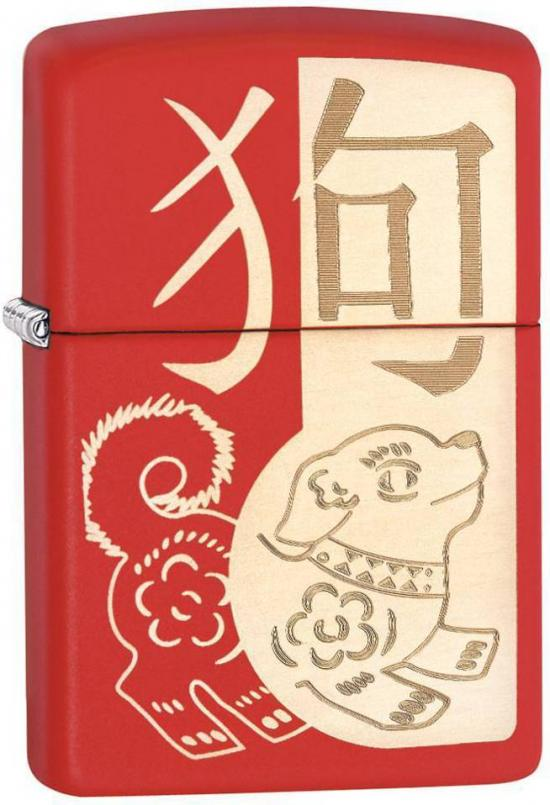 Zapaľovač Zippo 29522 Year Of The Dog