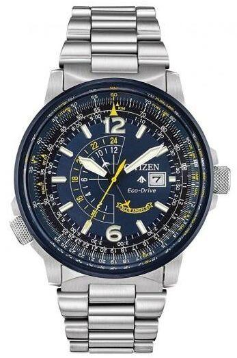 Hodinky Citizen BJ7006-56L Promaster Blue Angels
