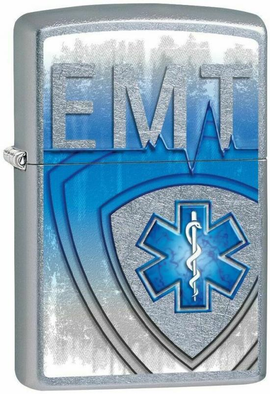 Zapaľovač Zippo EMT - Emergency Medical Technician 5405